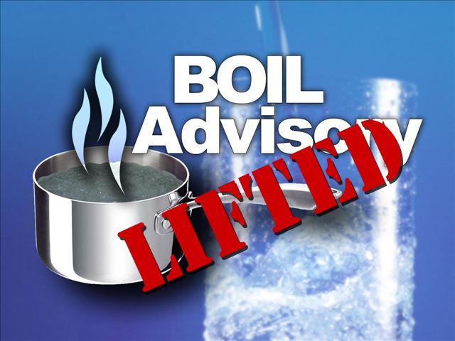 Image result for boil advisory lifted